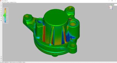 3D-Modell eines Objekts