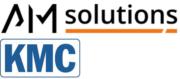 Logo AM Solutions und KMC