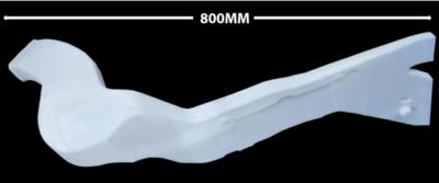 3D-gedruckte Luftkanalprototypen