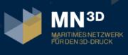 Logo des maritimen Netzwerks für den 3D-Druck
