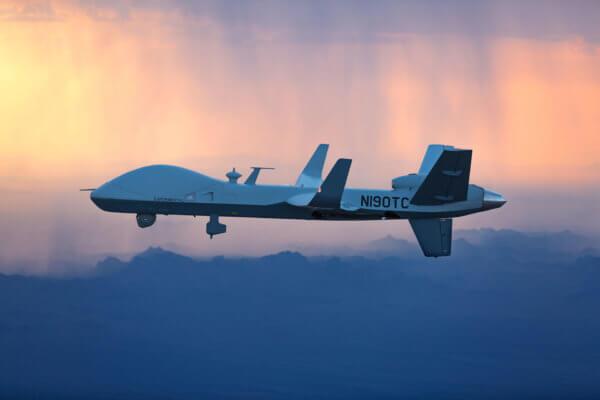 MQ-9B Sky Guardian