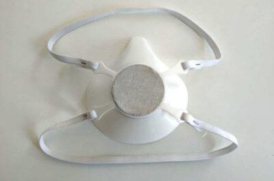 3D-gedruckte Schutzmaske