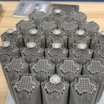 3D-gedruckter Reaktorkern