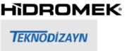 Logos Teknodizayn und HIDROMEK