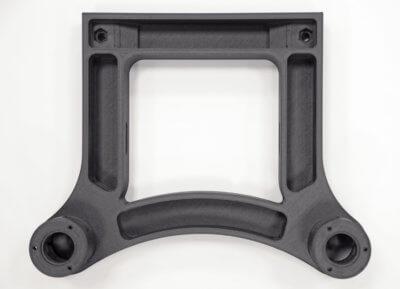 3D-gedruckte Komponente der Marchesini Group