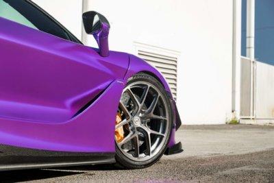 Seitenansicht McLaren 720S