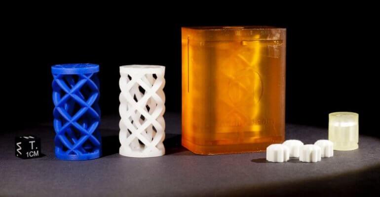 3D-Druck-Beispiele