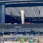 Ansicht des Allegiant Stadions
