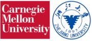 Logos der Carnegie Mellon University und der Zhejiang University