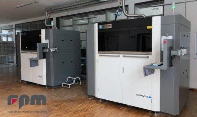3D-Drucker von Farsoon bei rpm