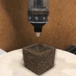 3D-Druck einer Probe