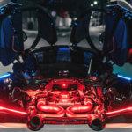 Innenansicht McLaren 720S
