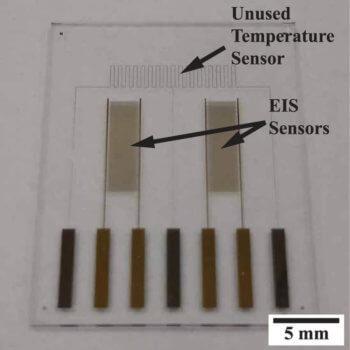 Mikrofluide auf Glas gedruckt