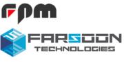 Farsoon Technologies und rpm Logos