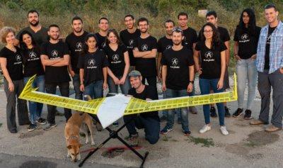 Team und 3D-gedruckter A3TB