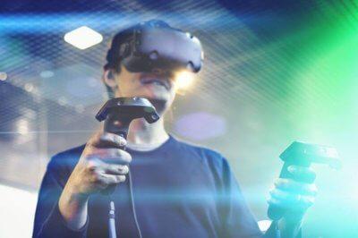 Virtual Reality-Spiele