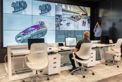 Einblick in Smart Factory von BAE Systems