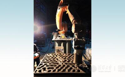 3D-Druck mit Roboterarm
