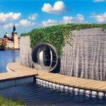 3D-gedrucktes Haus in Tschechien