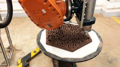 ABB Roboter 3D-Druck