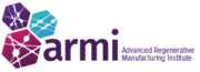 Advanced Regenerative Manufacturing Institute (ARMI) Logo