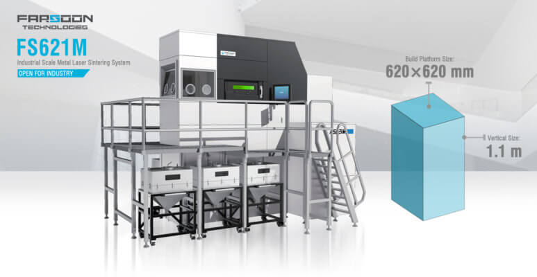 3D-Drucksystem FS621M