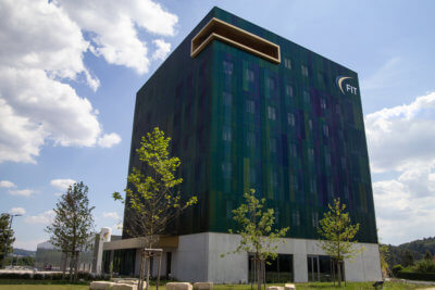 FIT AG Gebäude