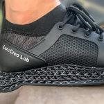 Schuh Seitenansicht
