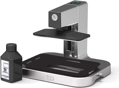Endversion des Smartphone-3D-Druckers