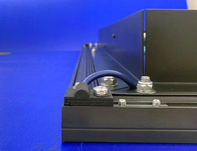 3D-gedruckte Kabelklemme für Spanlite