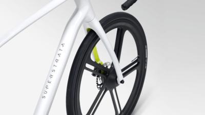 Superstrata Fahrradrahmen Rad