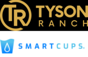 Tyson Ranch und Smart Cups Logo