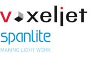 voxeljet und Spanlite Logo