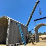 3D-Druck Camp Pendelton Zusammenbau