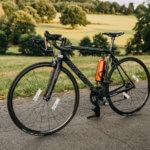 E-Bike mit 3D-gedruckten Bauteilen