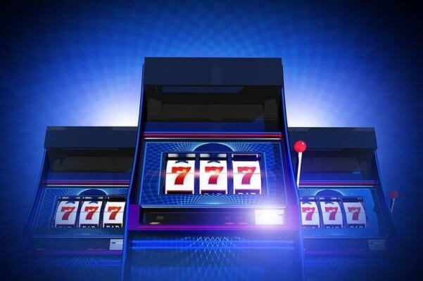 3D-Slot-Maschine