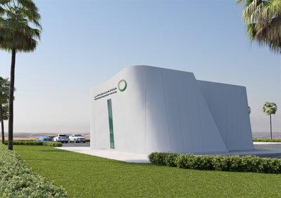 DEWA Zentrum in Dubai