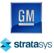 General Motors und Stratasys Logo