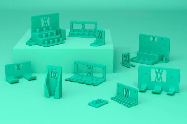Sammlung ENABLE 3D