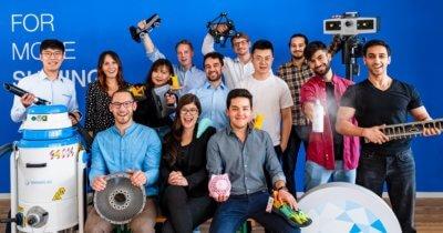 Team Büro SHINING 3D