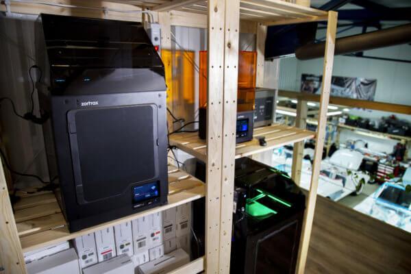 Zortrax Desktop 3D-Drucker
