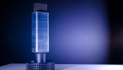 3D-gedrucktes Objekt