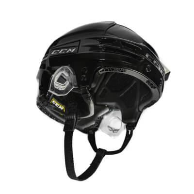Helm mit 3D-gedrucktem Gitter