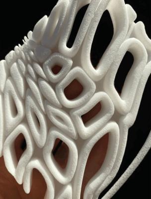 3D-gedruckter Kern