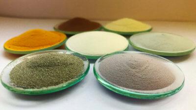 Material für den Farb-3D-Druck