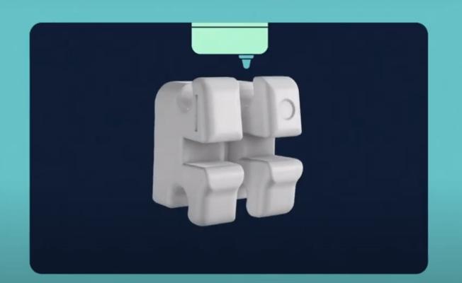 3D-Druck der Halterungen