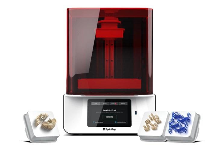 SprintRay Pro 55 3D-Drucker
