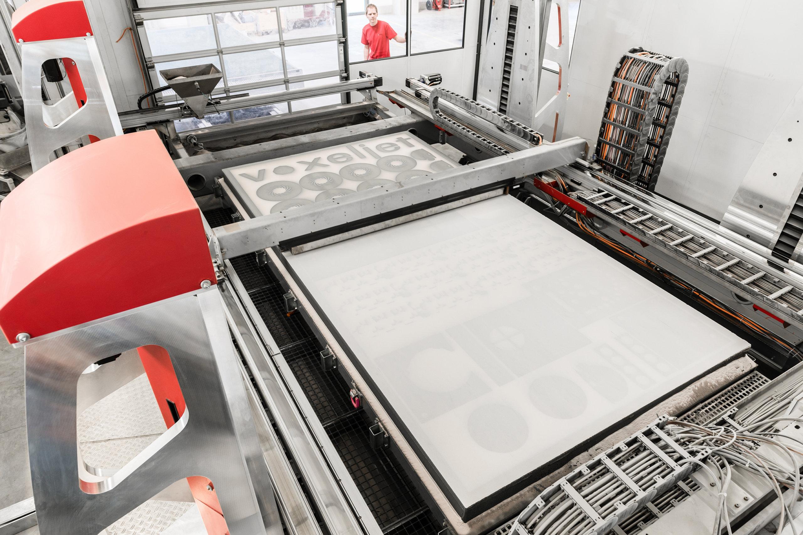 voxeljet 3D-Drucker VX4000