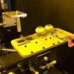 Aufbau des 3D-Druckverfahrens der YNU