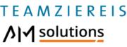 TEAMZIEREIS und AM Solutions Logo